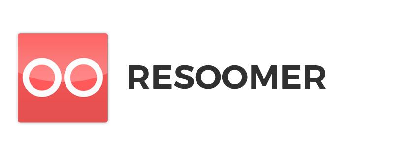 Resoomer logo horizontal
